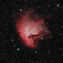 NGC281 Pacman Nebula, virtual AOO,                                tjm8874