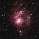 M8 Nebulosa Laguna,                                Alessandro Pensato