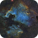 NGC7000 & IC5070 SHO,                                Walliang Jacques