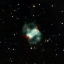 M76 Little Dumbbell Nebula 21.02.2021,                                SwissCheese