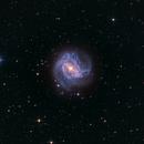M83 The Southern Pinwheel Galaxy,                                James Baguley