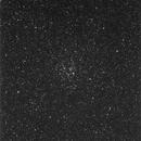 M26 open cluster, survey image,                                erdmanpe