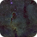 IC1396 Narrow Band,                                Eric Cauble