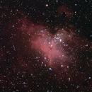 Eagle §Nebula - M16,                                Fabio Zucconi