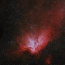 NGC 7380 The Wizard Nebula,                                Roberto García