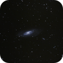 M106 project,                                Aaron