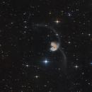 Antennae Galaxies,                                Bart Delsaert