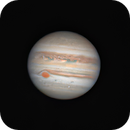 Jupiter (RGB) with GRS,                                Markus A. R. Lang...