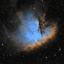 NGC281,                                Derek Chuan WANG