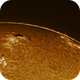 Sunspots AR2679 AR2674 and AR2673,                                Jeff Padell