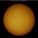 Solar Disc in HA, 9-11-2019,                                Martin (Marty) Wise
