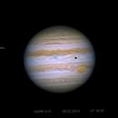 Jupiter e Io,                                Odair Pimentel Martins