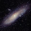M31 Andromeda,                                Maciej Pliszkiewicz