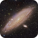 M31 DSW Shared Images from iTelecope New Mexico Site,                                jerryyyyy