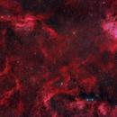 NGC 6914 and DWB 111 HaOIIIRGB,                                Fritz