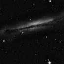 Part of NGC 3628 - ARP 317,                                Günther Eder