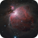 M 42 -  The Great Orionnebula,                                Florian