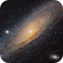 M 31 and globular clusters,                                Jerry@Caselle