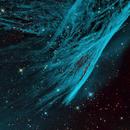 NGC 2736 HOO with RGB stars,                                Alex Woronow