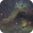 IC 1871 - small emission nebula in Soul Nebula Sh2-199,                                Falk Schiel