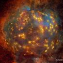 The Great Pumpkin Nebula Rises Again,                                Eric Coles (coles44)