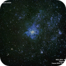 Nebulosa da Tarantula (NGC 2070),                                Victor Brasil Sabbagh