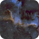 The Wall in NGC7000,                                Greg Ray