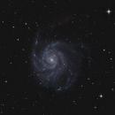The Pinwheel Galaxy,                                Alexander Hoffer