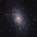 M33 - The Triangulum Galaxy,                                chrislinyy