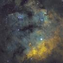 NGC 7822,                                Barczynski