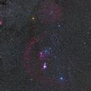My favorite constellation,                                Stefan Westphal