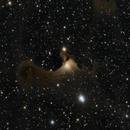 Ghost Nebula   vdB 141,                                Doug Summers