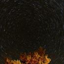 Star trails_Polaris,                                oystein