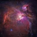 M42 Hubble Legacy Archive,                                Arringar