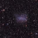 NGC6822,                                Giosi Amante