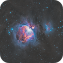 Great Nebula in Orion,                                Nico Augustin