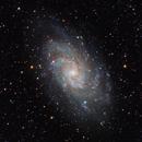 Messier 33 (Triangulum Galaxy),                                rupeshvarghese