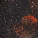 IC443 - The Jellyfish Nebula,                                Steve Siedentop