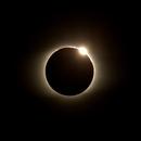 Total Eclipse of the Sun - Diamond Ring with Prominences,                                Radek Kaczorek