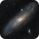 Andromeda Galaxy M31,                                Stan Smith