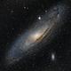 Andromeda Galaxy M31,                                Stan Smith