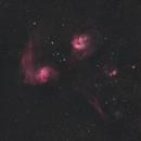 Flaming Star Region (Canon EOS Ra),                                Trevor Jones