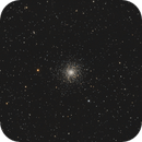 M13 Great Cluster in Hercules,                                Angelillo