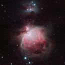 M42 Orion Nebula and The Running Man Nebula,                                Bogdan Borz
