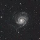 The Pinwheel Galaxy, M101,                                raf2020