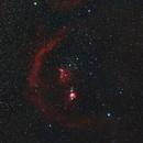 Barnards Loop Ha-RGB,                                Gerhard Henning