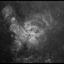 NGC 3372 Eta Carinae Nebula (H-alpha),                                Newton Cesar Florencio