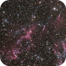 NGC 6979/ NGC 6974/ northern part Pickerings Triangle Simeis 3-188,                                Adrie Suijkerbuijk