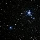Caldwell C64 - NGC2362 Tau Canis Majoris Cluster,                                Geoff Scott