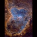 SHO Heart Nebula, FSQ106,                                pfile